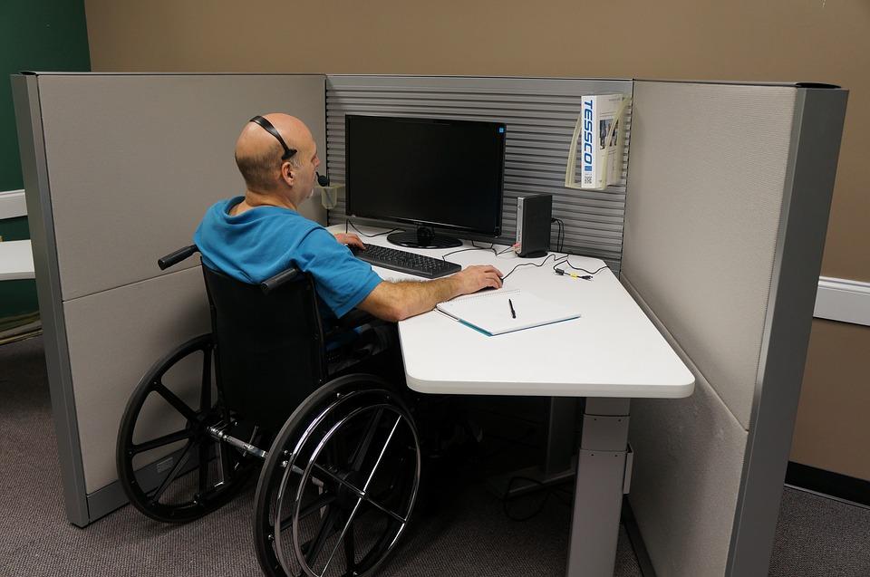 les personnes handicapées
